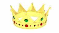 Golden crown video