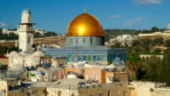 Golden Dome of the Rock video