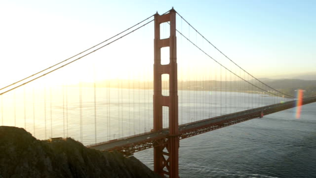 Golden Gate at Dawn mix video