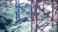 Golden Gate Bridge 1970 video