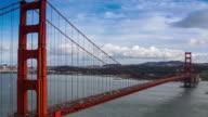 Golden Gate Bridge. 4K. video
