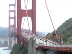 Golden Gate Bridge, San Francisco, California video