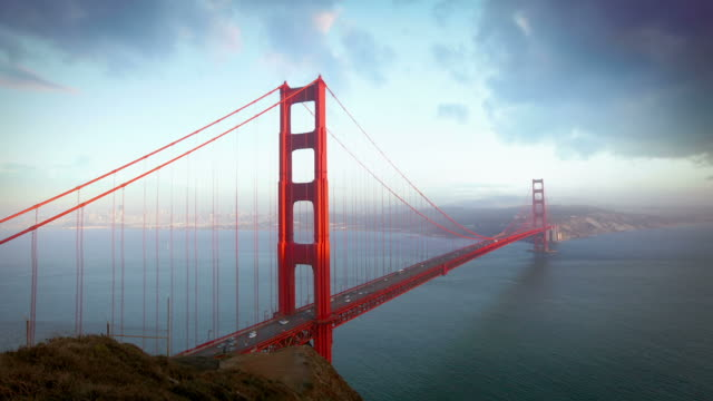 Golden Gate Bridge, San Francisco video