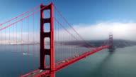 Golden Gate Bridge, San Francisco video