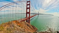 Golden Gate Bridge Time Lapse HDR video