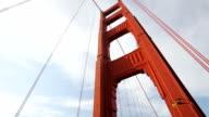 Golden Gate Bridge Traffic video