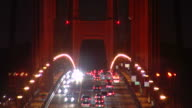 Golden Gate Night 720p video