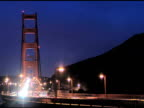 Golden Gate Pre-Dawn video