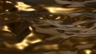 Golden Liquid Surface video
