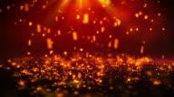 Golden Rain video