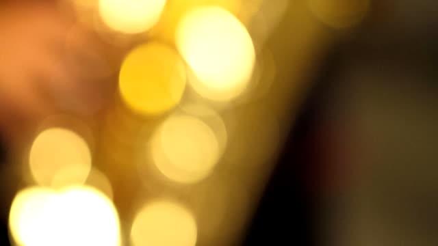 Golden Saxophone video