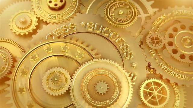 Golden success video