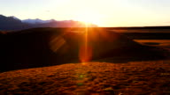Golden Sunrise video