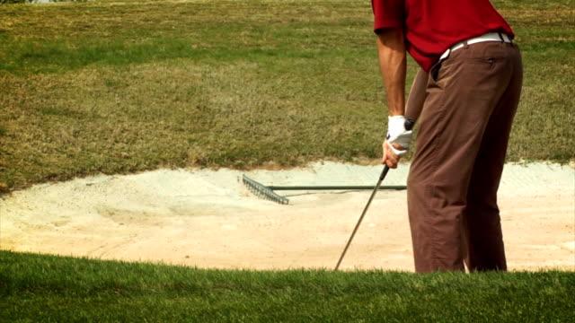 Golf: Bunker Shot video
