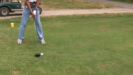 Golf Drive video