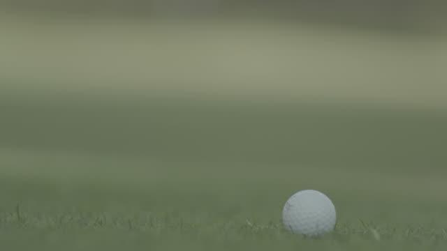 Golf fairway shot video