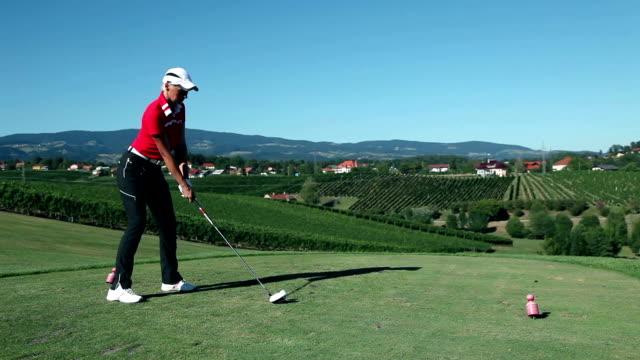 HD WIDE: Golf field video