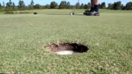 Golf Put video