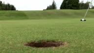 Golf Putt video