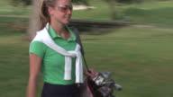 Golf Walk video
