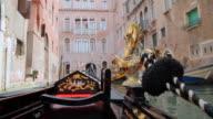 Gondola Ride Venice Part Two (HD) video