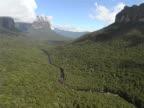 Gorgeous Tropical Canyon video