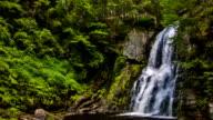 gorgeous waterfall video