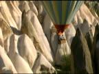 Gorme Cappadocia Turkey Hot Air Balloon Ride 3 video