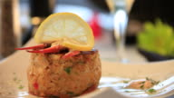 Gourmet Crab Cake video