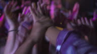 HD: Grabbing Performer's Hands In The Club video