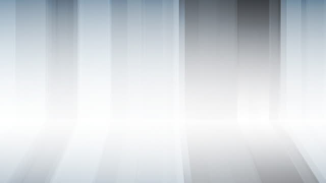 Gradient Curtains Background Loop Silver video