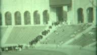 Graduation Procession 1948 video