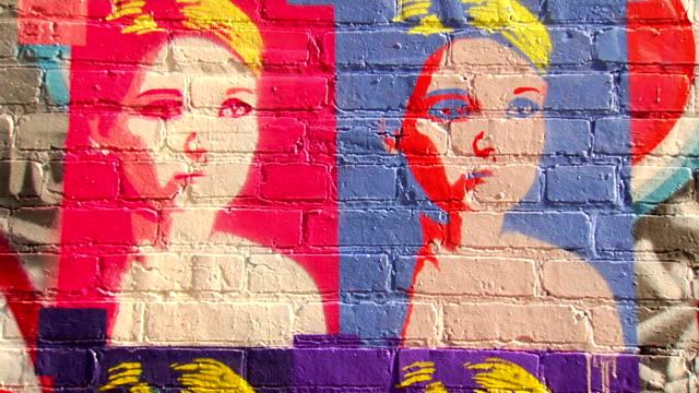 Graffiti Art video