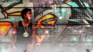 Graffiti Boy video