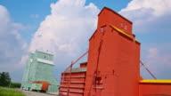 Grain Elevators on the Prairies video