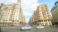 Gran Via Madrid video