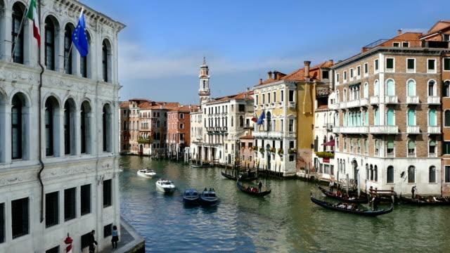 Grand Canal in Venice video