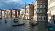 Grand Canal - Venice, Italy video