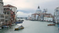 Grand Canal Venice, Italy video