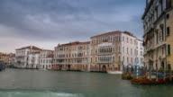 Grand Canal Venice , Veneto region , Italy video