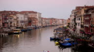 Grand Canal, Venice video