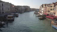 Grand Canal Venice video