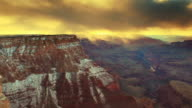 Grand Canyon National Park south rim, the Abyss view point video