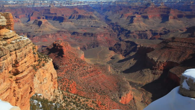 Grand Canyon National Park south rim video