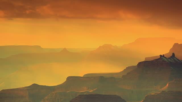 Grand Canyon National Park south rim video