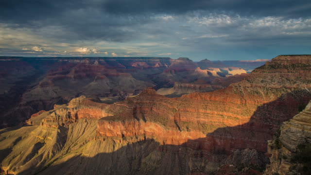 TIME LAPSE: Grand Canyon video