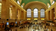 Grand Central Station Pan video