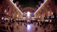 Grand Central Terminal in New York City video
