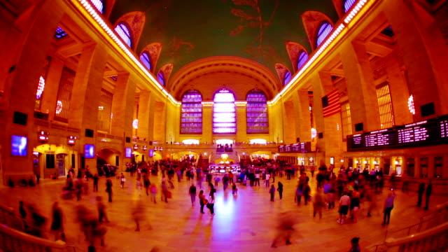 Grand Central Terminal. video