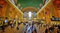 Grand Central Terminal video